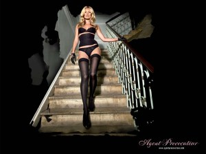 Agent Provocateur Kate Moss
