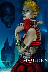 Alexander McQueen Kate Moss Steven Klein Jan2014