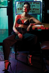 Haute Couture Mind - Using Fashion - Bra Alexander Wang