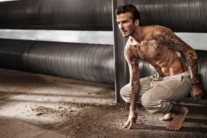 David Beckham's new H&M underwear collection