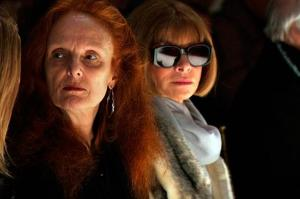 Fashion Book - Grace Coddington Anna Wintour
