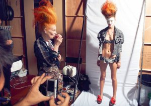 Fashion Book - Vivienne Westwood