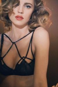 Haute Couture Mind Fashion Book Agent Provocateur Melissa George