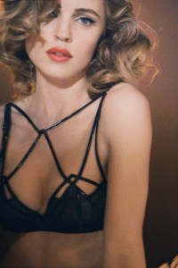 Haute Couture Mind Fashion Book Agent Provocateur Melissa George