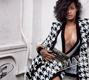 Haute Couture Mind Fashion Book Balmain Rihanna