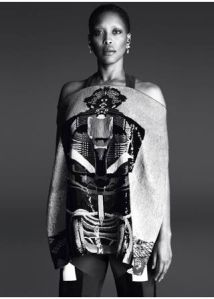 Haute Couture Mind - Fashion Book - Givenchy - Erykah Badu