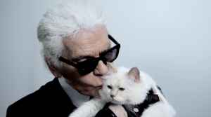 Haute Couture Mind - Fashion Book - Karl Lagerfeld - Choupette