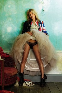 Haute Couture Mind - Fashion Book - Mario Testino Kate Moss 6