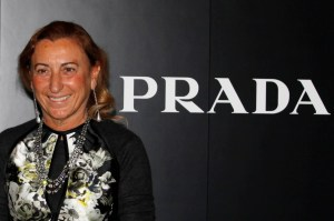 Haute Couture Mind - Fashion Book - Miuccia Prada