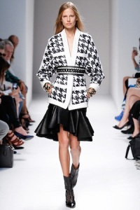 Olivier Rousteing for Balmain, Spring 2014, ready-to-wear