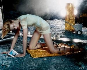 Balenciaga - Nicolas Ghesquiere - Haute Couture Mind - Fashion Book - Jun 2003 - Steven Klein