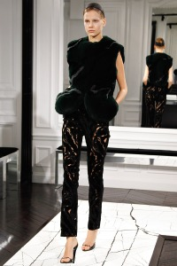 Haute Couture Mind - Fashion Book - Balenciaga - Alexander Wang - Fall 2013 - 3