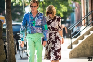 Haute Couture Mind - Fashion Book - Fashion editors - Hamish Bowles - Anna Wintour