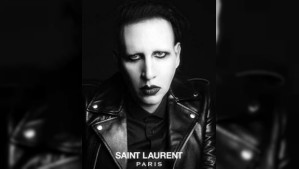 Haute Couture Mind - Fashion Book - Hedi Slimane - Saint Laurent - Marilyn Manson