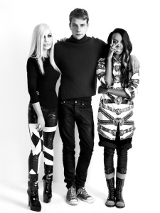 Haute Couture Mind - Fashion Book - JW Anderson - Versus Versace - Donatella Versace - Angel Haze