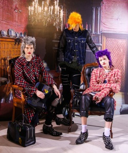 Haute Couture Mind - Fashion Book - Loewe - Junya Watanabe - FW 2013 collection