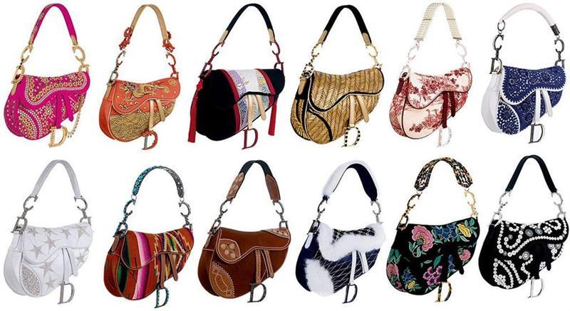 Dior Saddle Bags - Shop for Dior