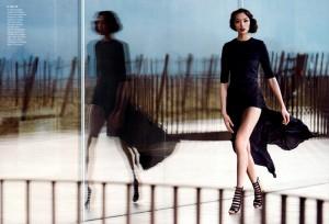 The Feminine Mystique Tonne Goodman Peter Lindbergh Fei Fei Sun Narciso Rodriguez